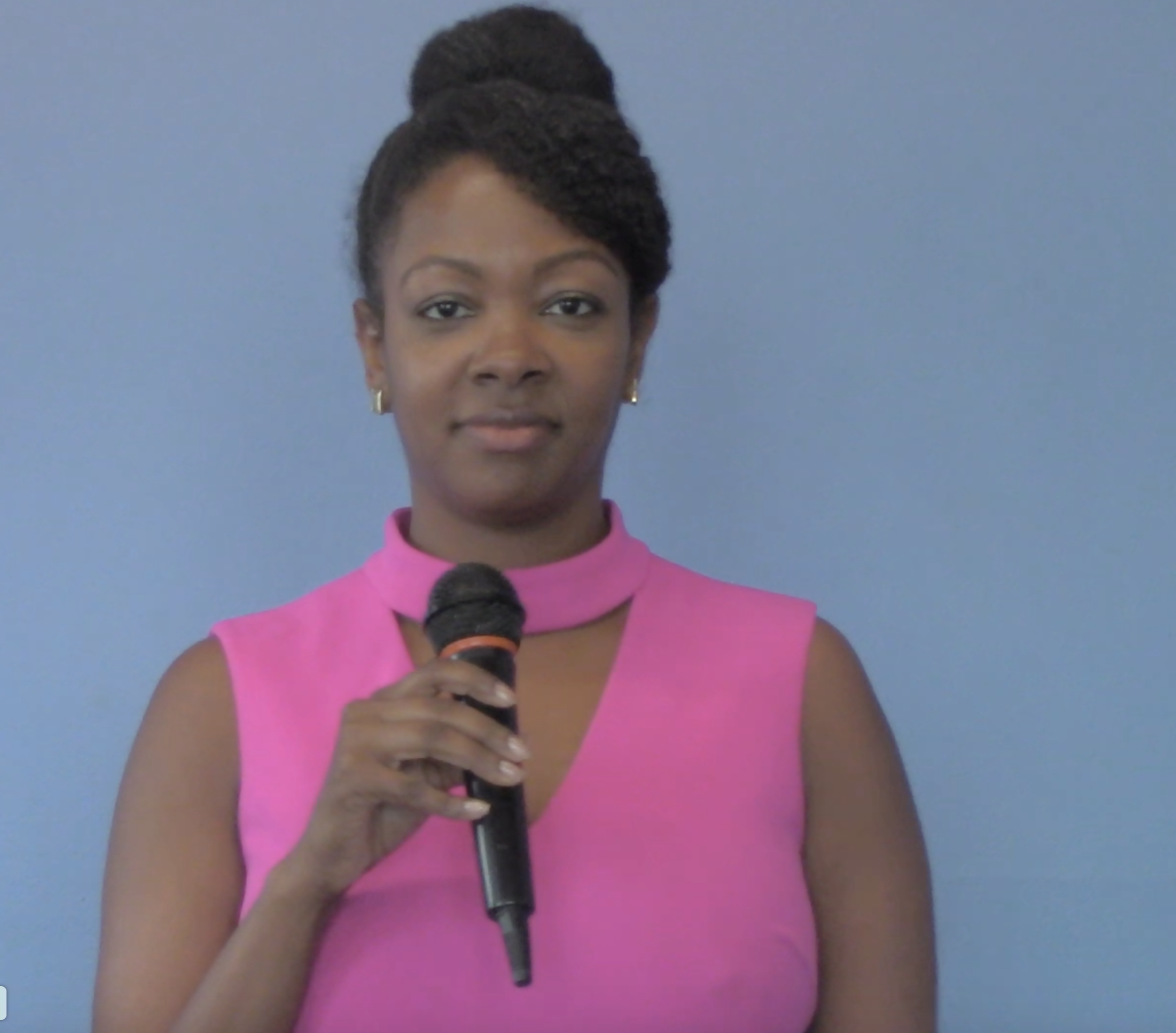 Presenter, Facilitator, Host